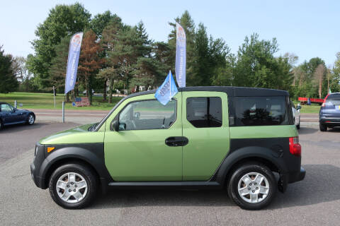 2006 Honda Element for sale at GEG Automotive in Gilbertsville PA