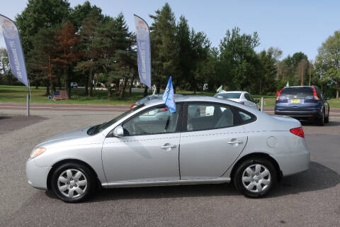 2007 Hyundai Elantra for sale at GEG Automotive in Gilbertsville PA