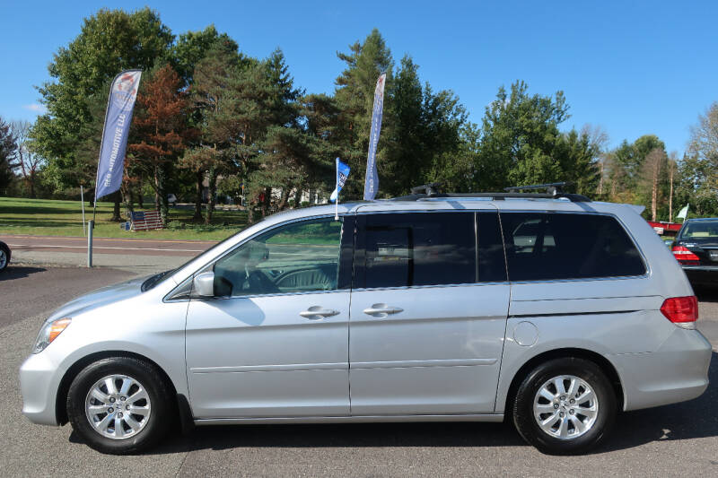 2010 Honda Odyssey for sale at GEG Automotive in Gilbertsville PA