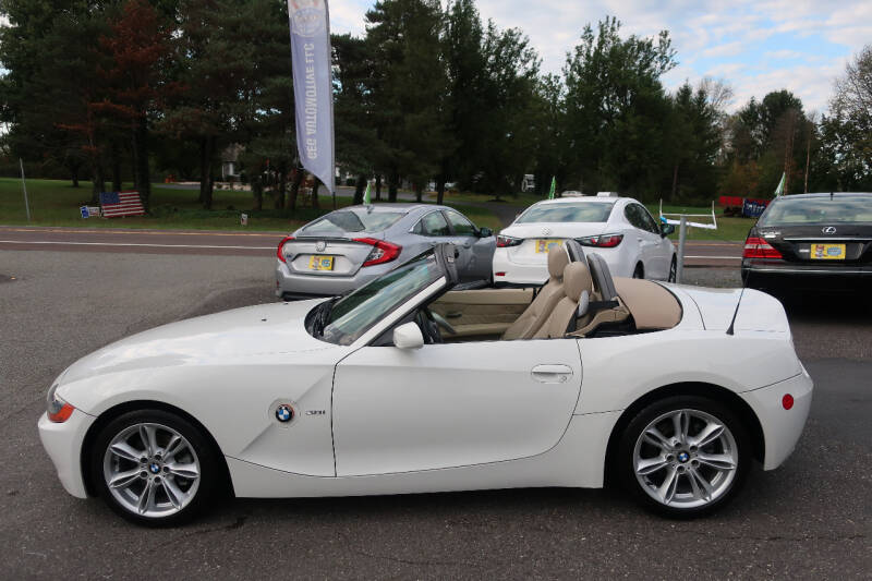 2004 BMW Z4 for sale at GEG Automotive in Gilbertsville PA