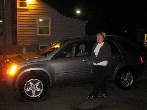 2005 Chevrolet Equinox for sale at GEG Automotive in Gilbertsville PA