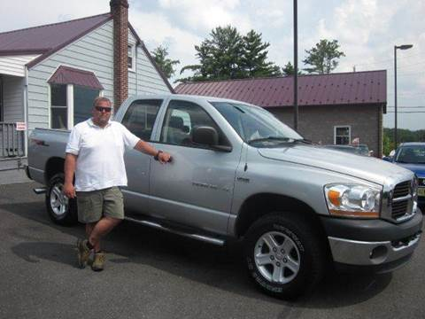 2006 Dodge Ram Pickup 1500 for sale at GEG Automotive in Gilbertsville PA