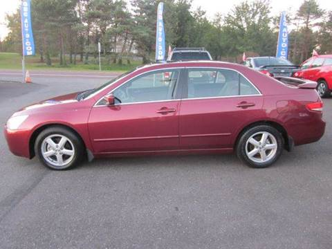 2003 Honda Accord for sale at GEG Automotive in Gilbertsville PA