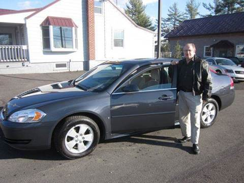 2009 Chevrolet Impala for sale at GEG Automotive in Gilbertsville PA