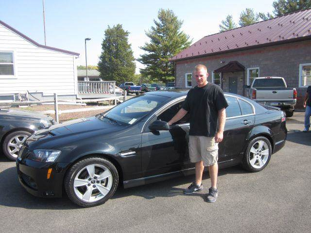 2009 Pontiac G8 for sale at GEG Automotive in Gilbertsville PA