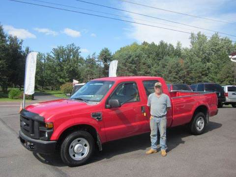 2008 Ford F-250 for sale at GEG Automotive in Gilbertsville PA