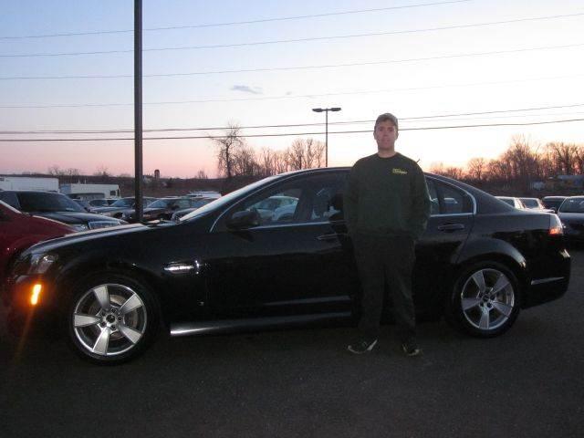 2008 Pontiac G8 Gt In Gilbertsville Pa Geg Automotive