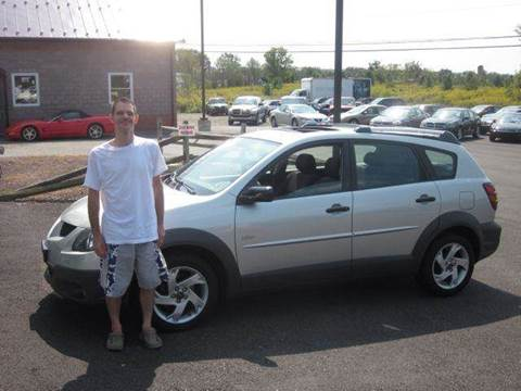 2003 Pontiac Vibe for sale at GEG Automotive in Gilbertsville PA
