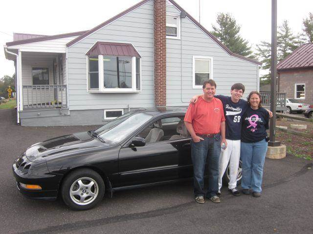 1994 Acura Integra for sale at GEG Automotive in Gilbertsville PA
