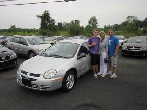 2004 Dodge Neon for sale at GEG Automotive in Gilbertsville PA