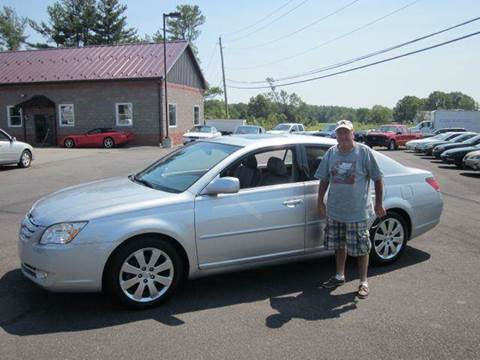 2005 Toyota Avalon for sale at GEG Automotive in Gilbertsville PA