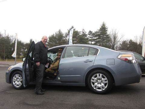 2011 Nissan Altima for sale at GEG Automotive in Gilbertsville PA