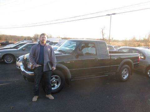 2003 Ford Ranger for sale at GEG Automotive in Gilbertsville PA