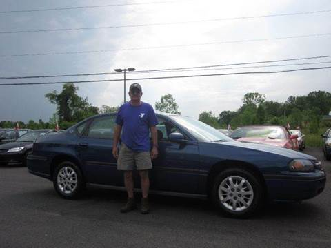 2004 Chevrolet Impala for sale at GEG Automotive in Gilbertsville PA
