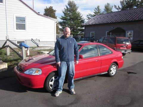1999 Honda Civic for sale at GEG Automotive in Gilbertsville PA