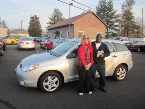 2007 Toyota Matrix for sale at GEG Automotive in Gilbertsville PA