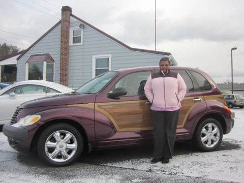 2002 Chrysler PT Cruiser for sale at GEG Automotive in Gilbertsville PA