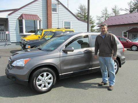 2009 Honda CR-V for sale at GEG Automotive in Gilbertsville PA