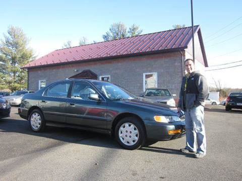 1997 Honda Accord for sale at GEG Automotive in Gilbertsville PA