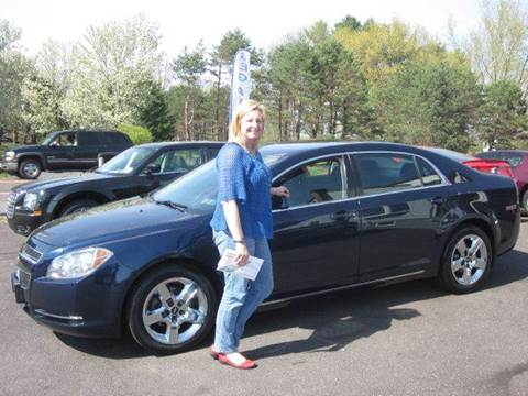 2010 Chevrolet Malibu for sale at GEG Automotive in Gilbertsville PA