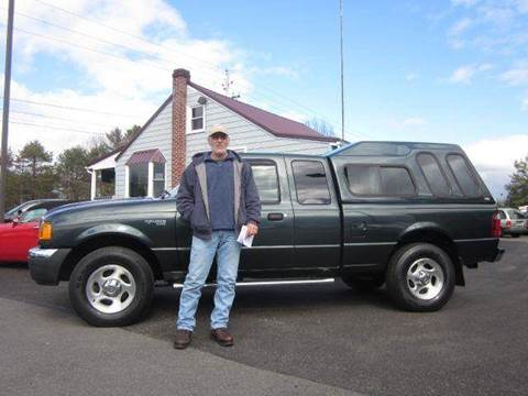 2004 Ford Ranger for sale at GEG Automotive in Gilbertsville PA