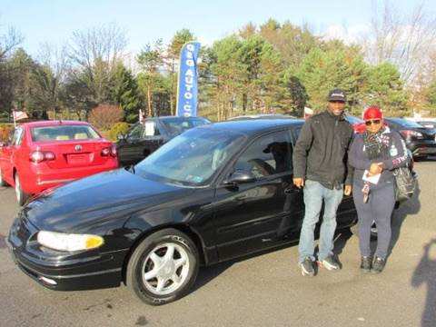 2004 Buick Regal for sale at GEG Automotive in Gilbertsville PA