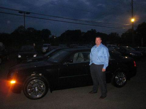 2007 Chrysler 300 for sale at GEG Automotive in Gilbertsville PA