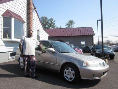 2000 Honda Civic for sale at GEG Automotive in Gilbertsville PA