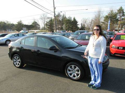 2011 Mazda MAZDA3 for sale at GEG Automotive in Gilbertsville PA