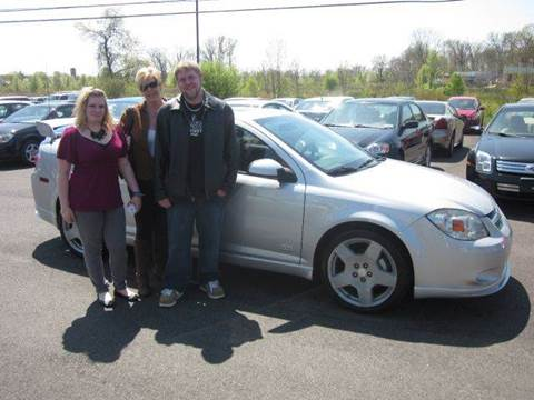 2007 Chevrolet Cobalt for sale at GEG Automotive in Gilbertsville PA
