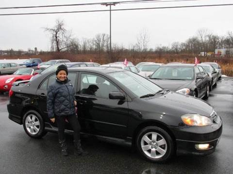 2007 Toyota Corolla for sale at GEG Automotive in Gilbertsville PA