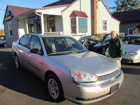 2004 Chevrolet Malibu for sale at GEG Automotive in Gilbertsville PA