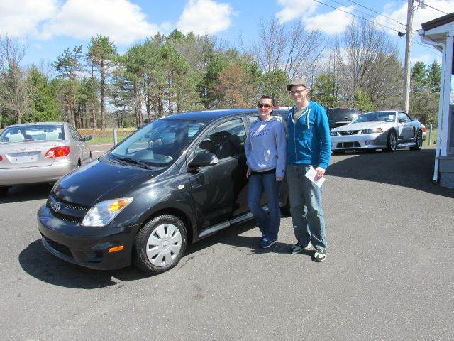 2006 Scion xA for sale at GEG Automotive in Gilbertsville PA