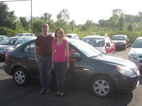 2007 Hyundai Accent for sale at GEG Automotive in Gilbertsville PA