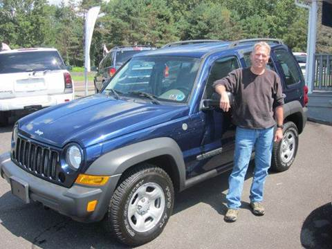 2006 Jeep Liberty for sale at GEG Automotive in Gilbertsville PA