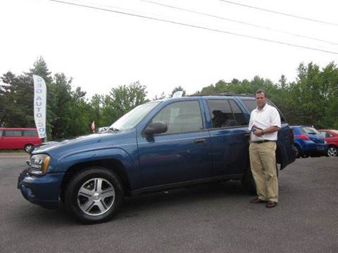 2006 Chevrolet TrailBlazer for sale at GEG Automotive in Gilbertsville PA