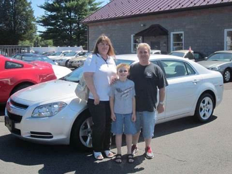 2009 Chevrolet Malibu for sale at GEG Automotive in Gilbertsville PA