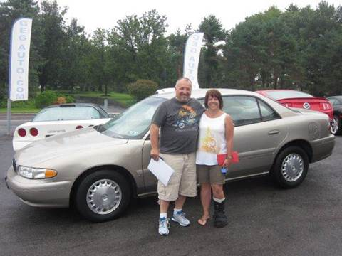 2000 Buick Century for sale at GEG Automotive in Gilbertsville PA