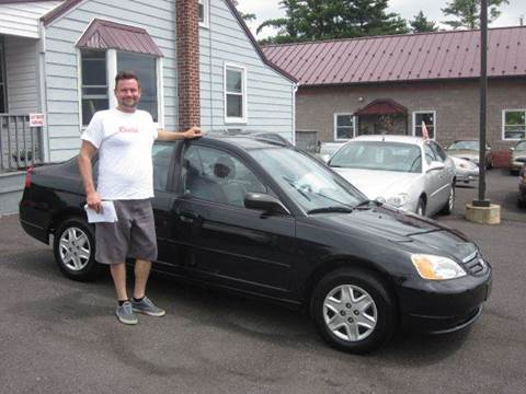 2003 Honda Civic for sale at GEG Automotive in Gilbertsville PA