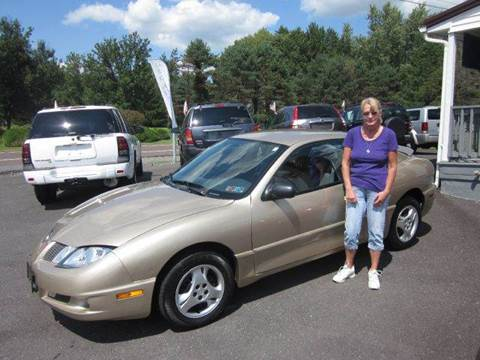 2005 Pontiac Sunfire for sale at GEG Automotive in Gilbertsville PA