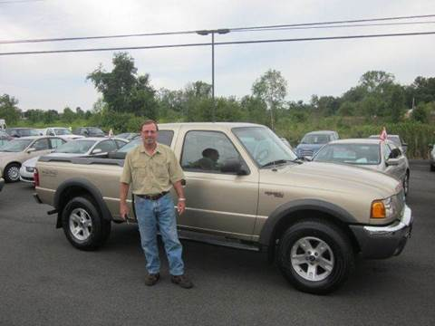 2002 Ford Ranger for sale at GEG Automotive in Gilbertsville PA