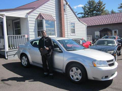 2010 Dodge Avenger for sale at GEG Automotive in Gilbertsville PA