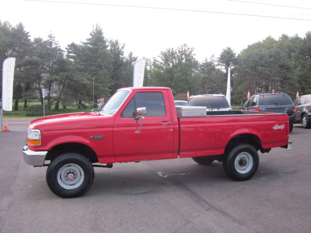 1992 ford f250 4x4 gas mileage