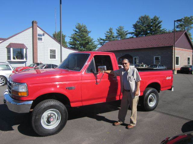1992 Ford F-250 for sale at GEG Automotive in Gilbertsville PA