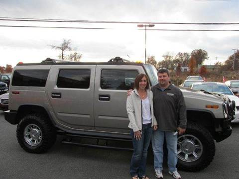 2003 HUMMER H2 for sale at GEG Automotive in Gilbertsville PA