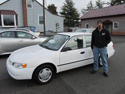 1998 Toyota Corolla for sale at GEG Automotive in Gilbertsville PA