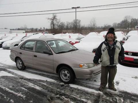 1999 Toyota Corolla for sale at GEG Automotive in Gilbertsville PA