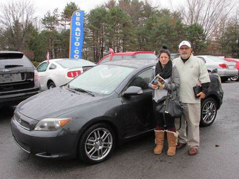 2006 Scion tC for sale at GEG Automotive in Gilbertsville PA