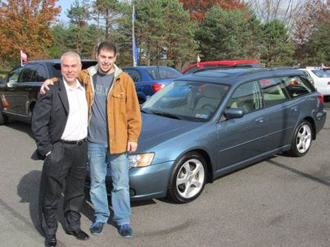 2006 Subaru Legacy for sale at GEG Automotive in Gilbertsville PA