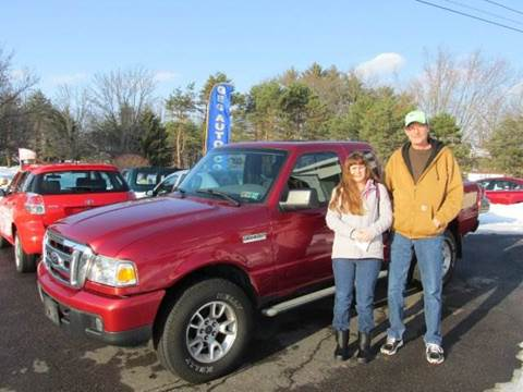 2007 Ford Ranger for sale at GEG Automotive in Gilbertsville PA